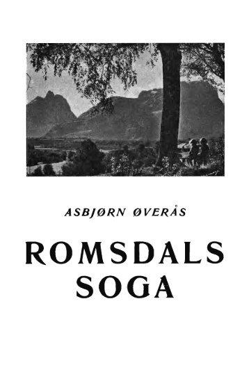 Romsdalssoga 2 - Romsdal Sogelag