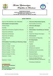 Boletin Semana 1 - Secretaria de Salud