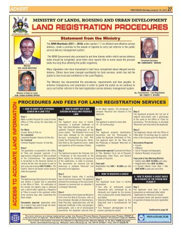 to download English ver - Uganda Land Alliance