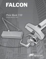 FALCON MARCH 2013 PRICE BOOK.pdf - Access Hardware Supply