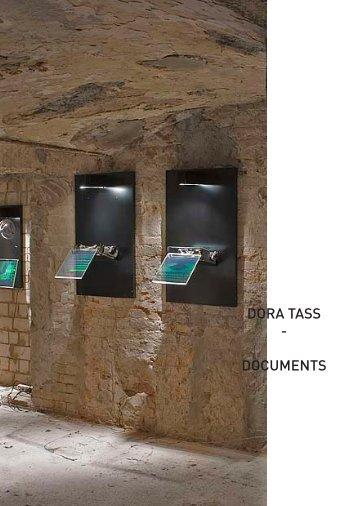 DORA TASS - DOCUMENTS - artMbassy