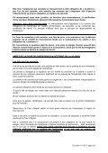 SANCTION EN CAS DE NON-RESPECT A L'OBLIGATION DE - Page 2