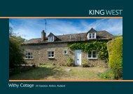 Withy Cottage 20 Geeston, Ketton, Rutland