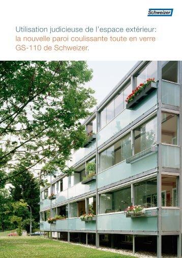 pdf, 1500 KB - Schweizer Metallbau