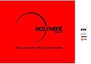 download pdf - EcoInvent