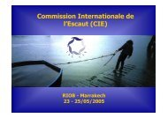 Commission Internationale de l'Escaut (CIE) - INBO