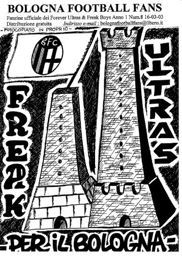 fanza n°8 - Forever Ultras 1974