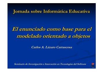 Presentación del problema - LITE - Universidad Rey Juan Carlos