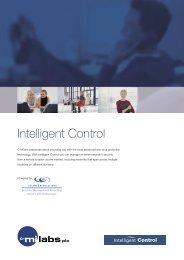 Intelligent Control - CMI Corporation