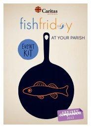 AT YOUR PARISH - Caritas Australia