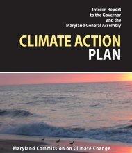 climate action plan - Metropolitan Washington Council of Governments