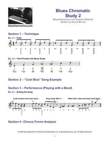 how to play blues chromatic harmonica