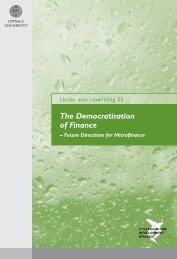 Download the report here - Uppsala universitet