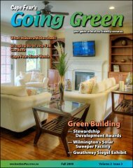 Green Building - Going Green