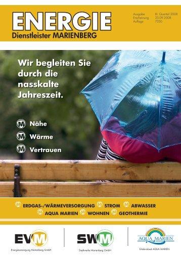 Wir begleiten Sie durch die nasskalte Jahreszeit. - Stadtwerke ...