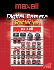 9 Digital Camera Page 1&4.eps - Maxell Canada
