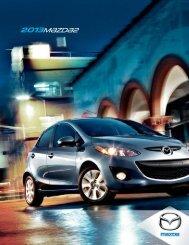 Brochures & Downloads - Freeway Mazda