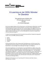 E-Learning System Moodle