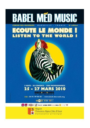 babel med music 2010 - Radio France
