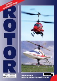 Wie funktioniert die Steuerung eines Hubschraubers? - HELI-X