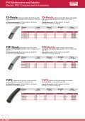 PVC-Elektrorohre und Zubehör Electric PVC Conduits ... - elzet GRUP - Seite 3