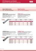 PVC-Elektrorohre und Zubehör Electric PVC Conduits ... - elzet GRUP - Seite 5
