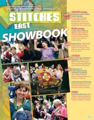 STITCHES East 2012 Show Book - Knitting Universe