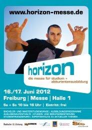 Angebot - Horizon