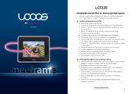 Veiligheidsvoorschriften en Voorzorgsmaatregelen - Looqs.com