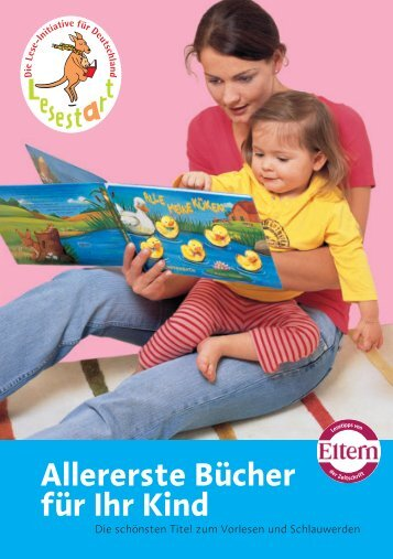 Allererste Bücher für Ihr Kind - Arnsberg