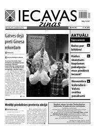 31.10.2008 (Nr.44) - Iecavas novads