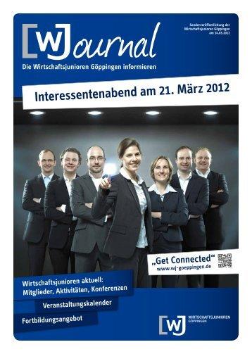 Interessentenabend am 21. März 2012 - Netzwerk für wirksame ...
