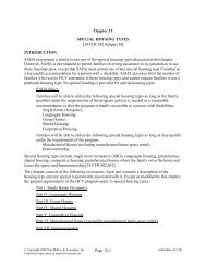 Page 15-1 Chapter 15 SPECIAL HOUSING TYPES [24 CFR 982 ...