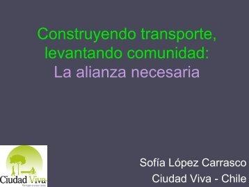 Transporte sustentable y la construcción de ... - Clean Air Institute