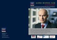 essentials 2009-08 - Alster Business Club