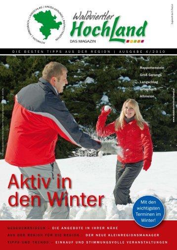 (7,70 MB) - .PDF - Waldviertler Hochland