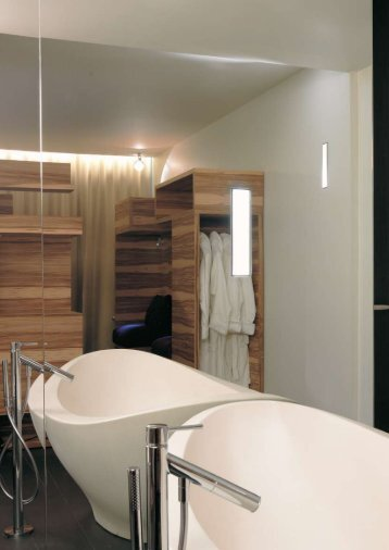 INT 244 INTERIOR LIGHTING INDEX WALL - RECESSED