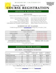 Registration 2013 Spring with Final Exams 2012 Fall REFORMAT ...