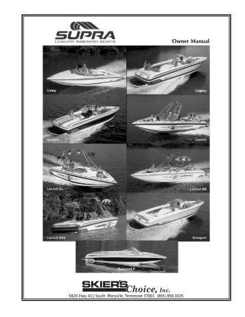 malibu boats owner s manual 2007 pdf bakes online rh yumpu com 2002 Malibu Boat 2012 Malibu Boats
