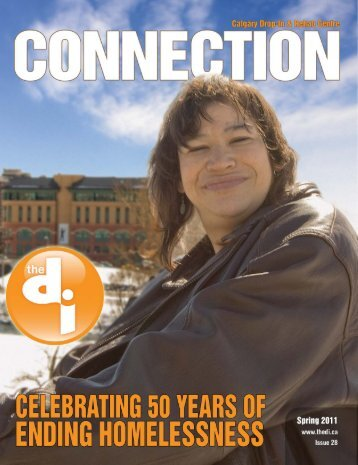 2012 Spring - Calgary Drop-In & Rehab Centre