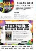 """""""Zeitensprung""""! Am Freitag, dem 08.04.2011! - Wohnstudio Schwaiger - Seite 4"""