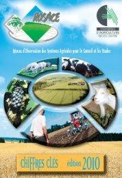 Rosace 2010 - Chambre d'agriculture de l'Indre