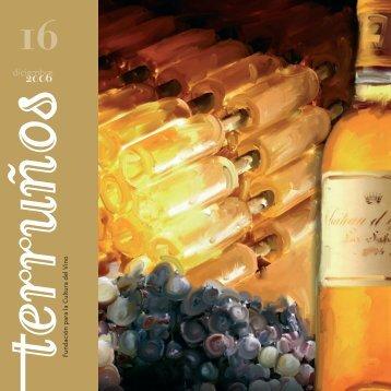 n° 16 - Fundación para la Cultura del Vino