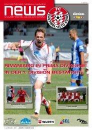 in der 1. division bestätigt! - FC Südtirol