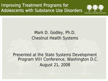 Godley, Mark.pdf - State Systems Development Program VIII ...