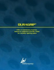 DURAGRIP® - LSI Industries Inc.