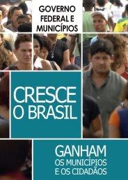 Revista GF Cresce o Brasil