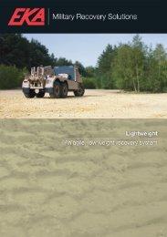 EKA Lightweight Brochure - EKA Limited