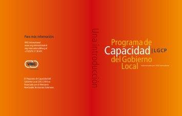 Capacidad - VNG International