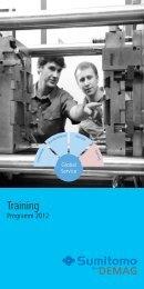 Trainingsprogramm 2012 - Sumitomo (SHI)